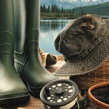 Охота и рыбалка. Плодородные леса и каскад прудов